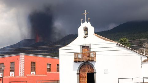 La ermita de La Palma del siglo XVIII que ha esquivado dos volcanes en 70 años