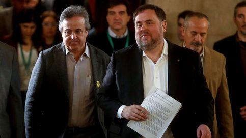 Junqueras recurre al TJUE que David Sassoli rechazara proteger su inmunidad