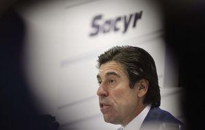 Sacyr consigue el visto bueno de Santander para refinanciar Repsol