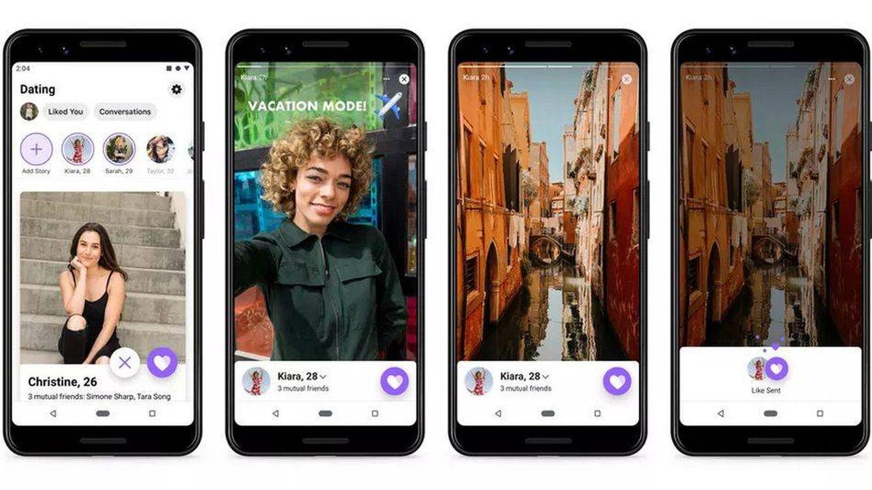 El 'Tinder' de Facebook llega a España: así funciona su nuevo servicio para ligar