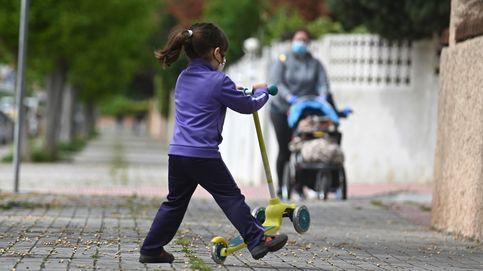 Los niños salen a la calle y examen bajo la pandemia en Seúl: el día en fotos