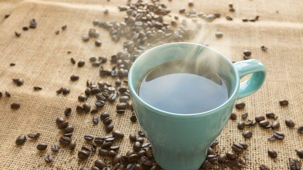 Foto: Taza de café.