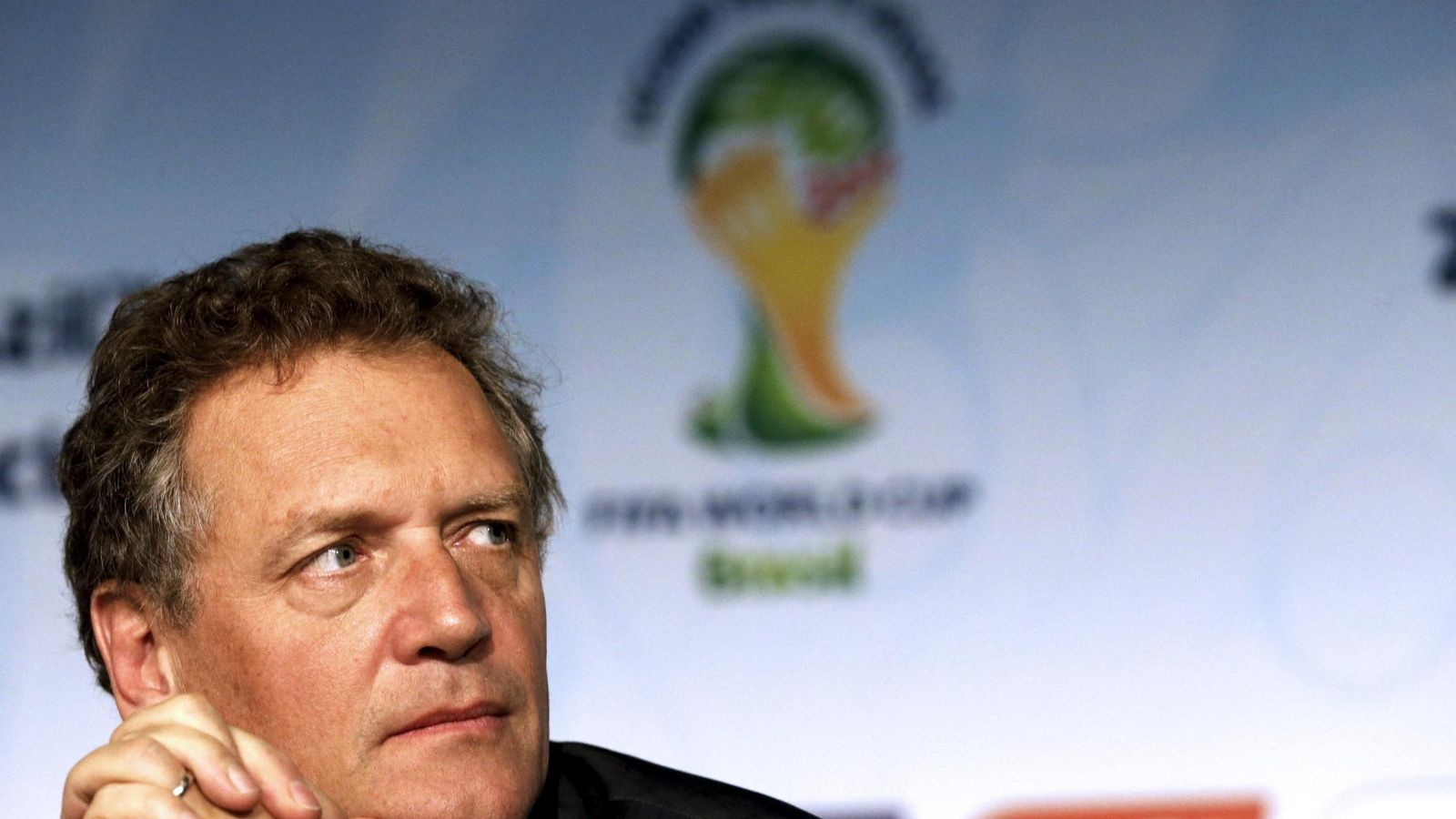 Foto: Valcke, exsecretario general de la FIFA (Reuters)
