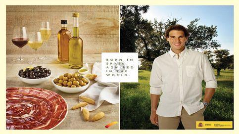 Nadal, imagen de una campaña de promoción de alimentos españoles