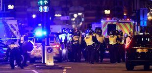Post de Un coche atropella a varios peatones en el Puente de Londres