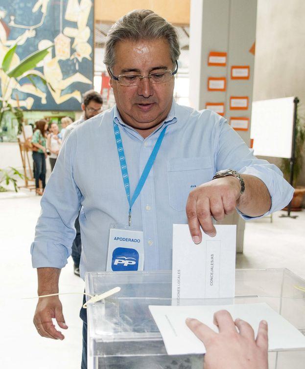 Foto: El alcalde de Sevilla y candidato a la reelección, Juan Ignacio Zoido. (Efe)
