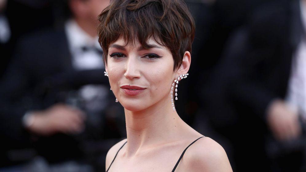 Foto: Úrsula Corberó en el Festival de Cannes. (Getty)