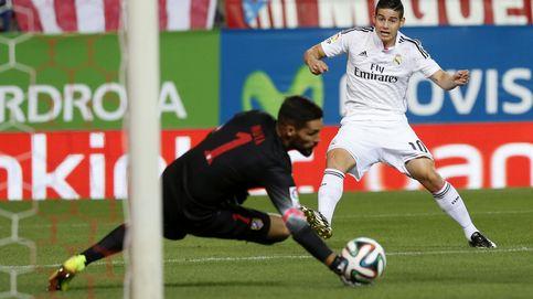 Cómo Bale se convierte en cómplice del Atlético de Madrid en el fichaje de James