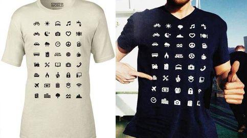 IconSpeak, la camiseta ideal para los viajeros que no saben hablar otros idiomas