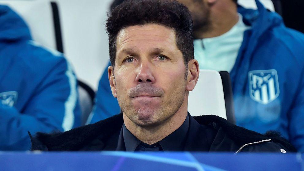 La orden de Simeone que hundió al Atlético de Madrid o por qué se habla de 'cagada'