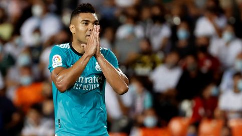Lo siguiente es llamar gordo a Casemiro: por qué no es el sheriff del Real Madrid