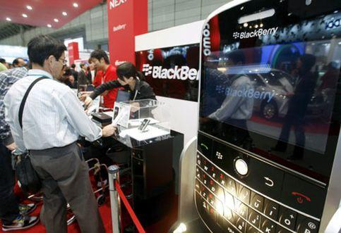 Por qué la BlackBerry Storm es superior al iPhone