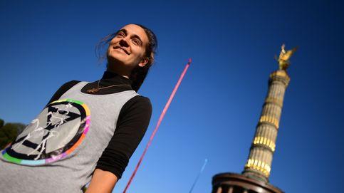 Rackete lidera la 'rebelión' climática en Berlín contra el Gobierno alemán