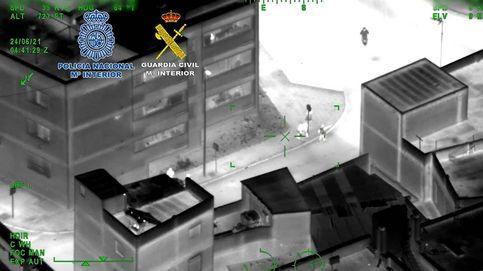 Nuevo golpe a la banda narco del 'Messi del hachís' en el Campo de Gibraltar