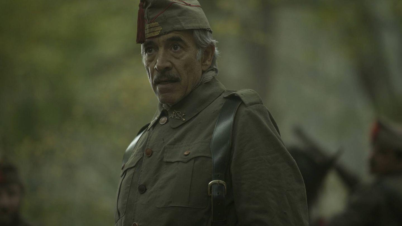 Imanol Arias se pone en la piel de un sargento del régimen de Franco.