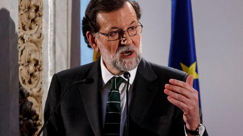 Rajoy y Marian Beitialarrangoitia como síntoma