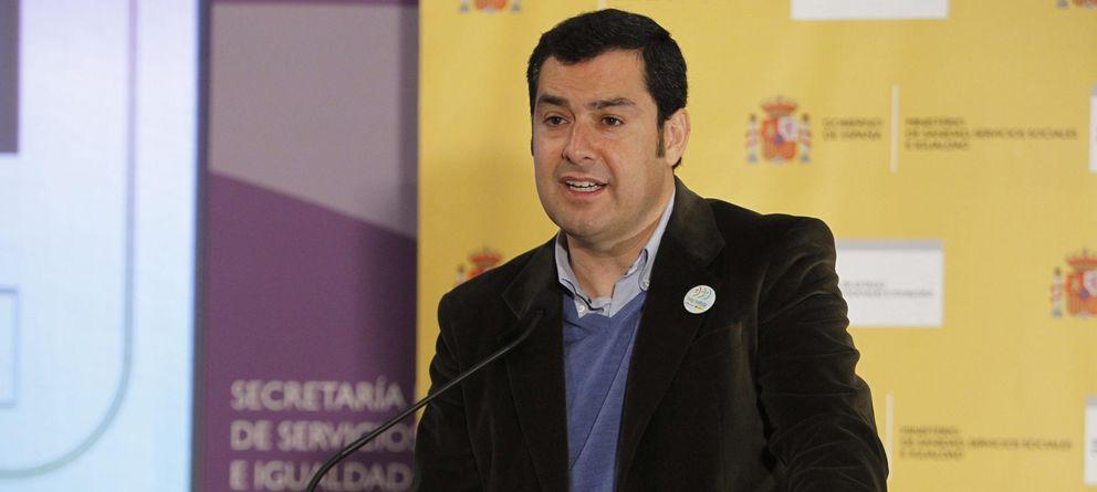 Foto: El secretario de Estado de Servicios Sociales e Igualdad, Juan Manuel Moreno (EFE)