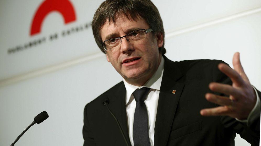 Foto: El president de la Generalitat Carles Puigdemont, en una fotografía de archivo. (Efe)