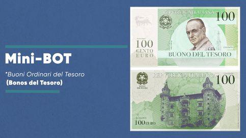 La rocambolesca solución de Italia para no pagar sus deudas con euros