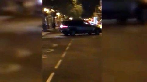 La Policía busca a un conductor temerario en Madrid