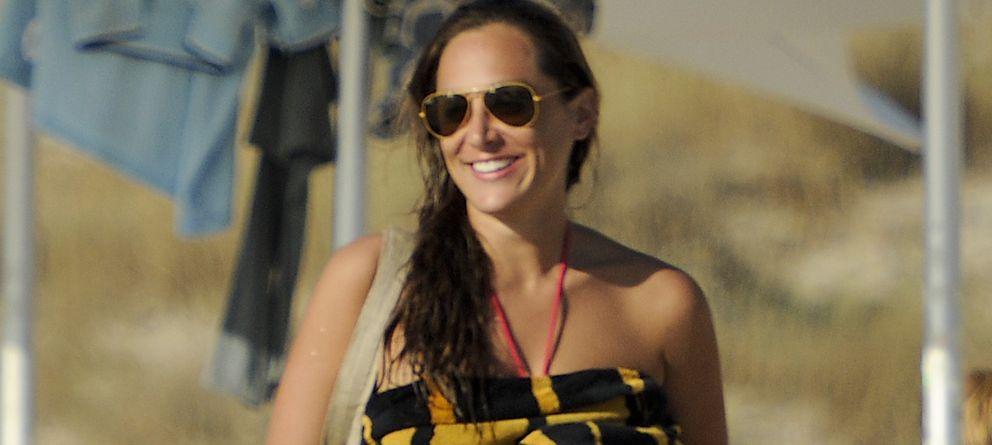 Foto: Tamara Falcó en una imagen de archivo durante unas vacaciones en Ibiza en julio de 2010 (Gtres)
