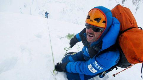 Rescate de película a 7.100 metros: La vida es la cumbre más importante