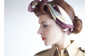 Brianda Fitz-James, la pin up girl de moda