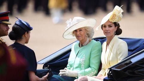 La historia detrás de la pulsera que Camilla regaló a Kate Middleton para su boda