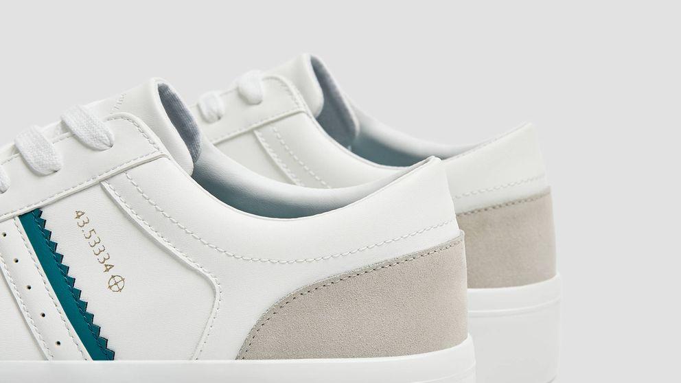 Ahorra y ten looks perfectos con las zapatillas deportivas de Pull and Bear rebajadas