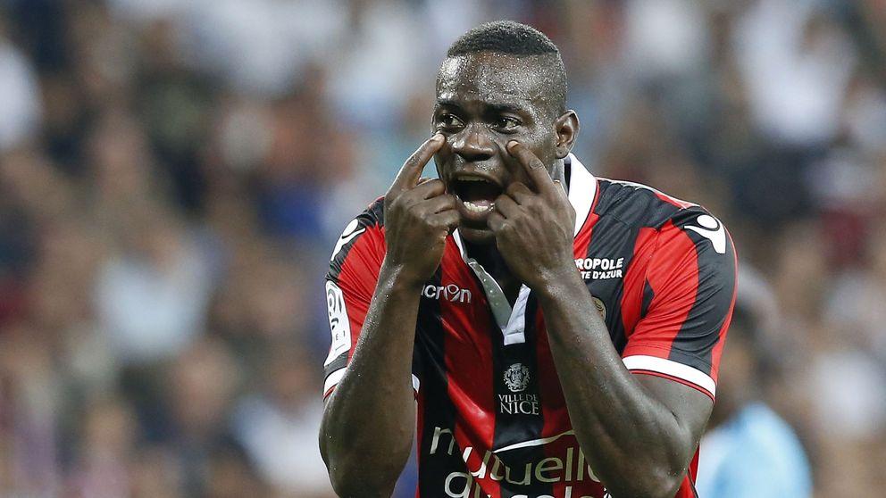 Mario Balotelli se reinventa en Niza: sol, buen rollo y goles a paso de tortuga