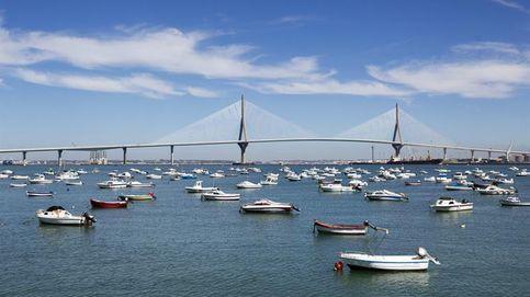 El 'Golden Gate' de Cádiz y otros impresionantes viaductos del mundo