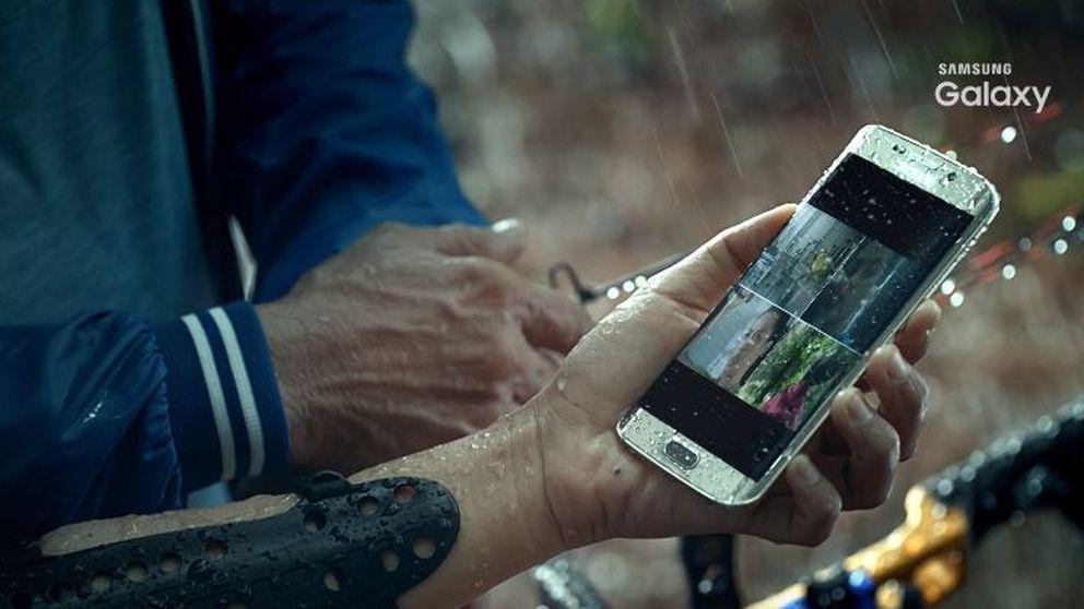 Primeros detalles oficiales del Galaxy S7: mismo diseño y resistente al agua