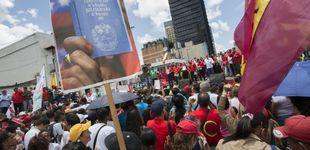 Post de Fraude electoral, veto internacional: Maduro inaugura su autocracia