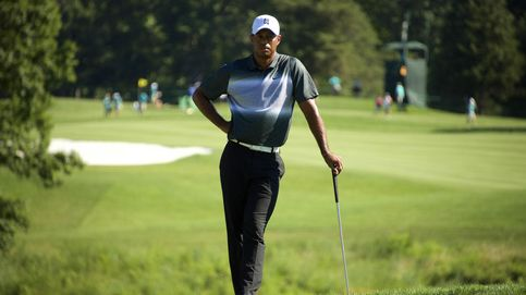 Tiger Woods: de la gran pifia a la gran vuelta en el Quicken Loans National