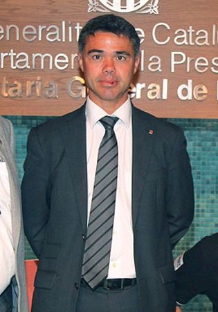 Foto: Iván Tibau se queda sin opciones de conseguir la selección de tenis del estado catalán
