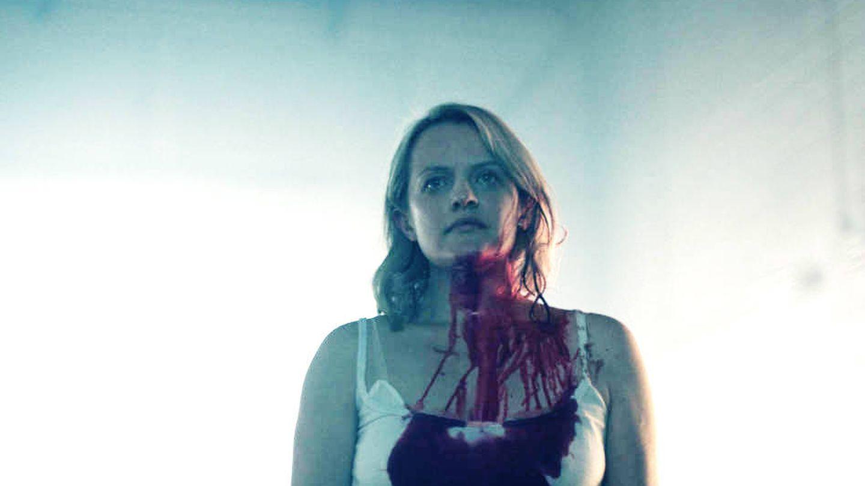 Elisabeth Moss, en una imagen de la segunda entrega de 'The Handmaid's Tale'. (HBO)