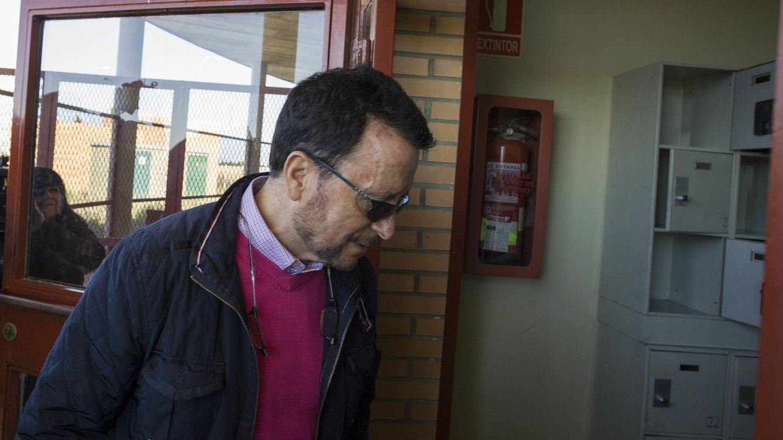 Foto: El torero José Ortega Cano regresando a prisión tras su segundo permiso penitenciario (Gtres)