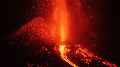 Sigue en tiempo real la evolución del volcán de La Palma