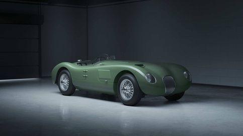 Jaguar C-Type, un coche de 1953 que vuelve a la producción