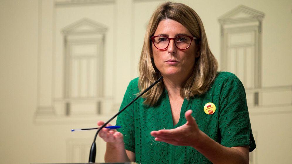 Foto: La consellera de la Presidencia, Elsa Artadi. (EFE)