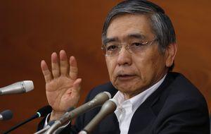 Kuroda no cambia ni una coma del Abenomics pese las debilidades
