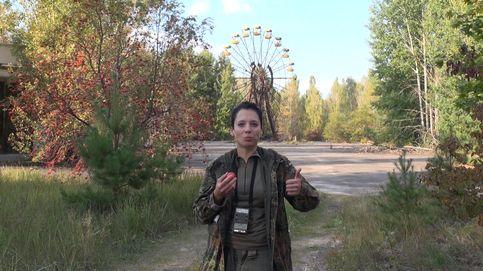La científica que come fruta 'radiactiva' en Chernóbil para educar a la sociedad
