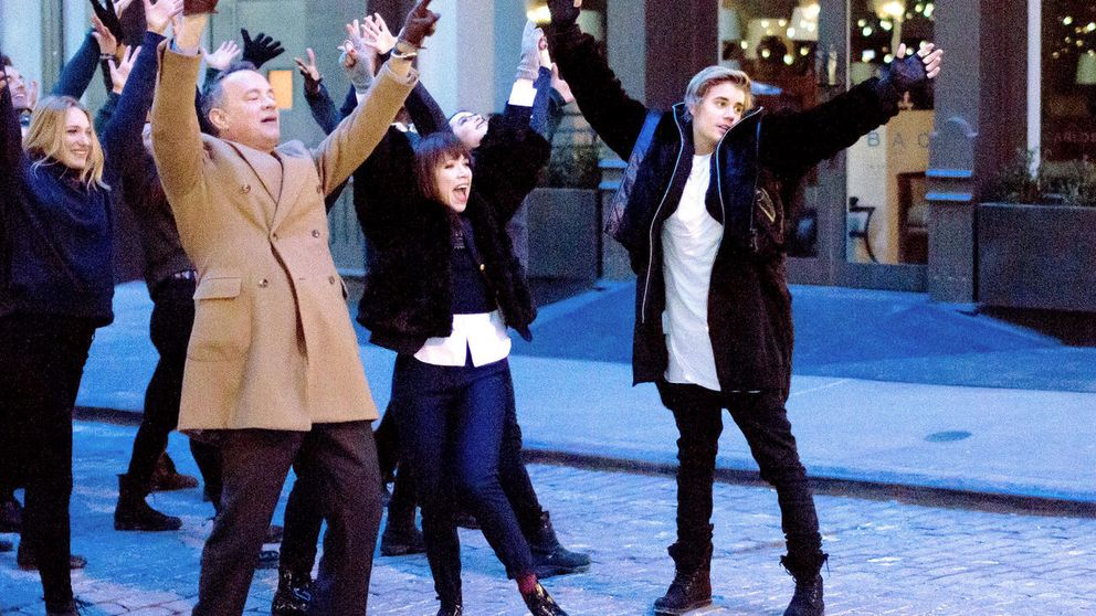 Tom Hanks y Justin Bieber protagonizan un videoclip de Carly Rae Jepsen