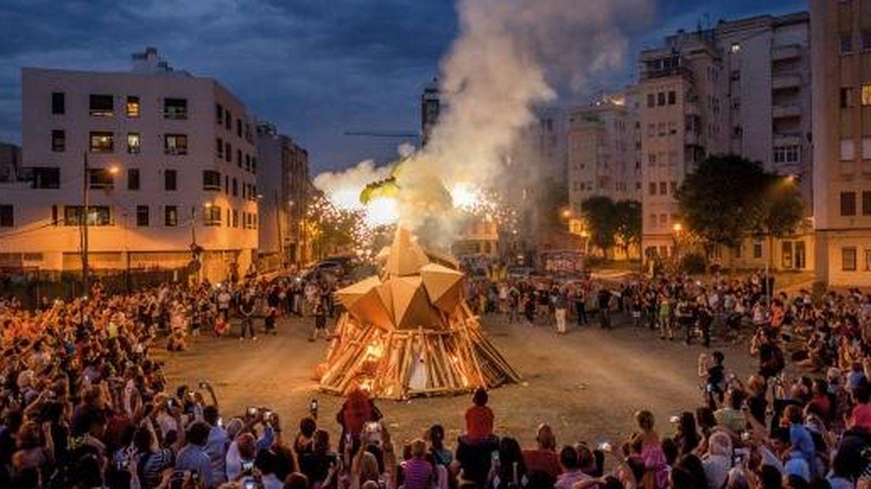 La Flama. (Foto: Turismo de Barcelona)