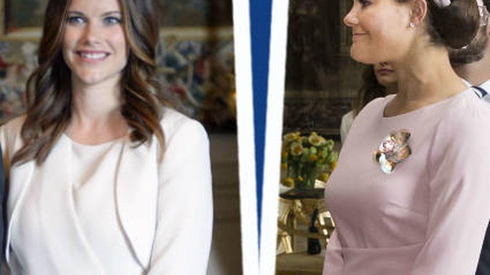 Estilo Real: unas recuperadísimas Victoria y Sofía vuelven a escena