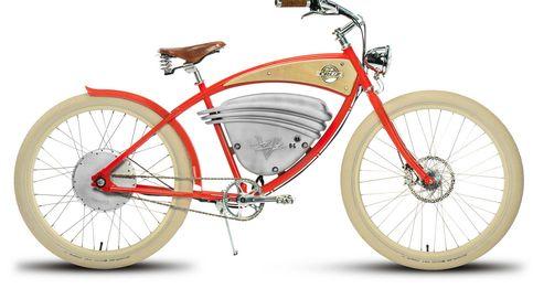 Una e-bike con la que recrear tu propio 'Verano azul'