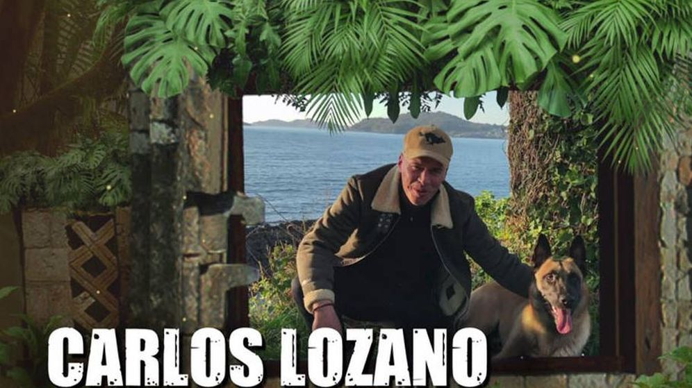 Foto: Carlos Lozano, concursante confirmado de 'Supervivientes 2019'. (Mediaset)