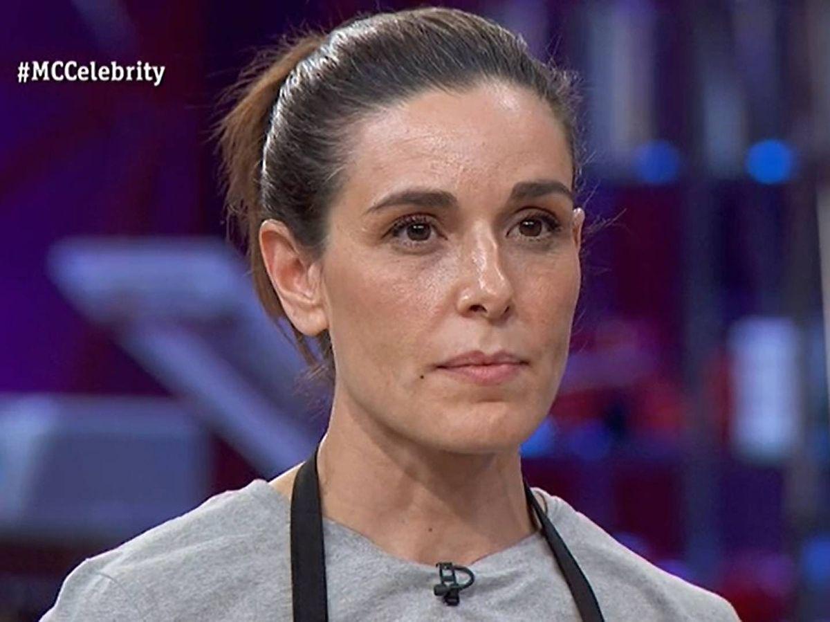 Foto: Raquel Sánchez Silva, en 'Masterchef Celebrity'. (TVE)