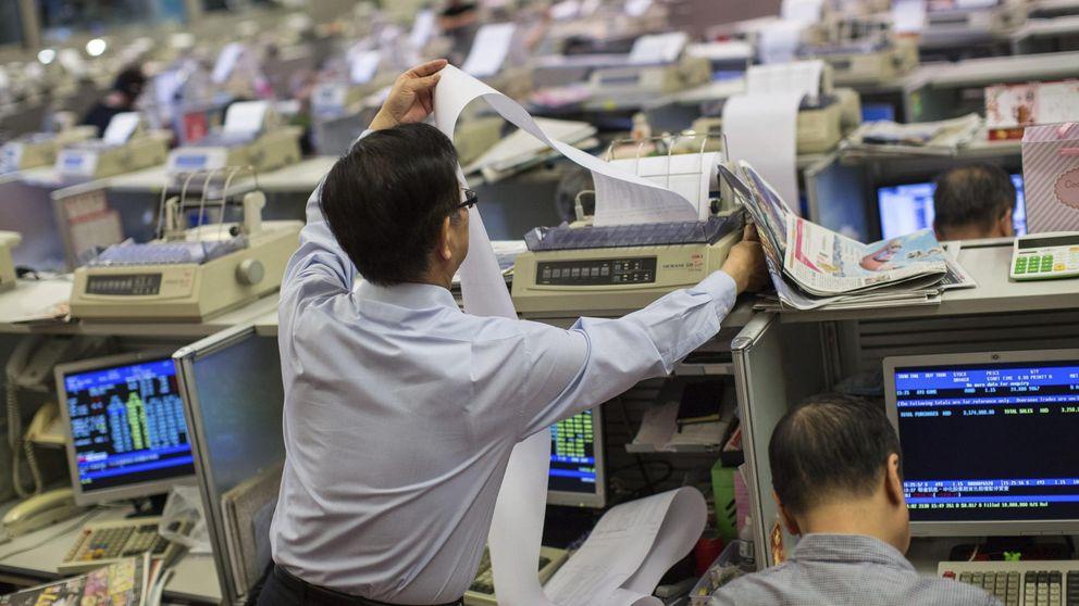 Las bolsas chinas caen más del 6%, su mayor desplome desde finales de julio