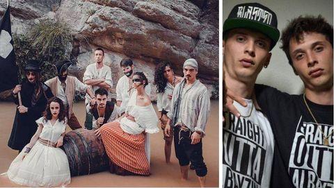 Conciertos en San Fermín 2019: todos los artistas que acuidrán a los Sanfermines